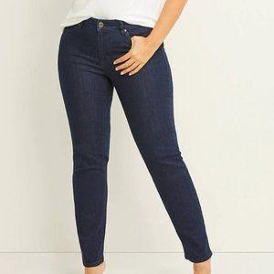 Lane Bryant Essential Mid Rise Blue Jeans NWT